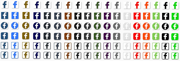 ZippySig Social Icons Facebook