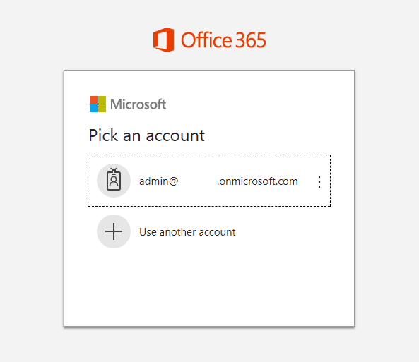 Office365 ECP Sign In