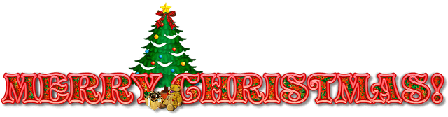 Christmas Email Signature Banner
