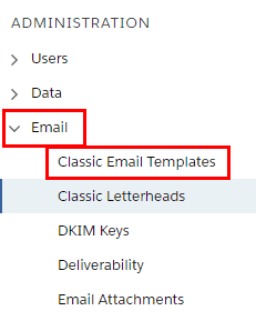 Add Email Signature Salesforce 6